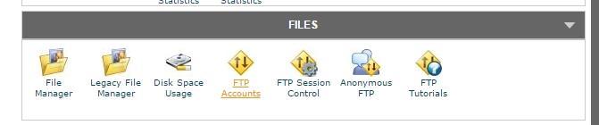 Siteground FTP