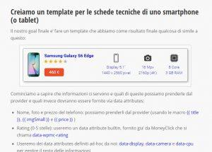 Documentazione e template implementabili