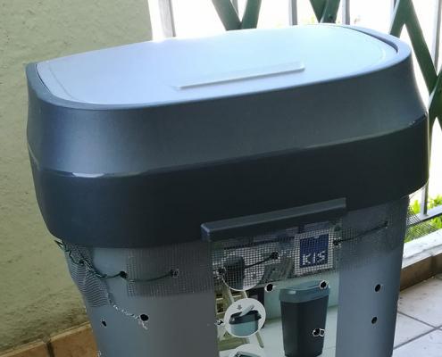 Costruire una compostiera fai da te da balcone