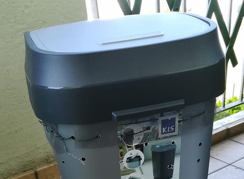 Best compostiera da terrazzo contemporary idee for Costruire la mia casa online gratuitamente