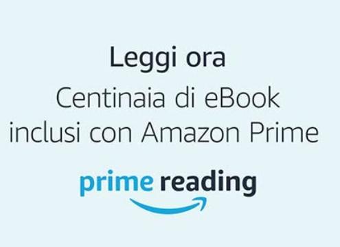 amazon prime reading recensione
