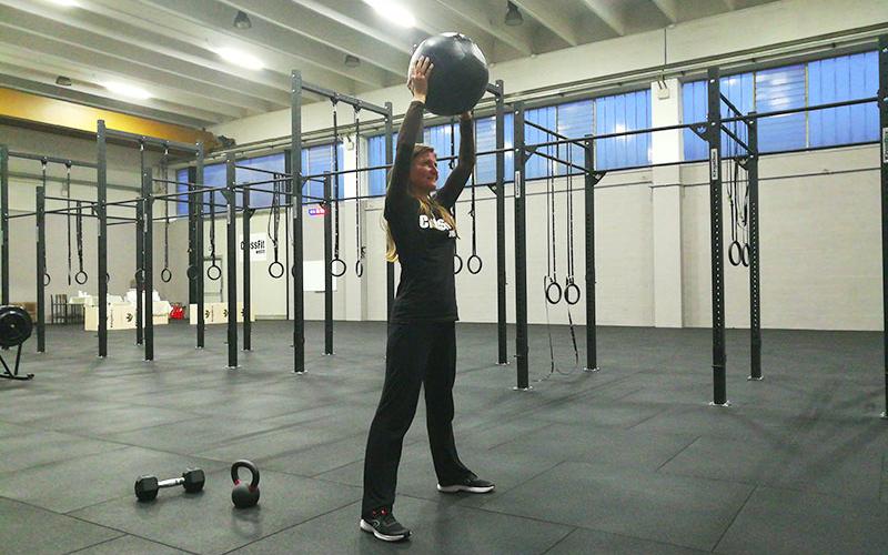 Iniziare CrossFit mia esperienza principiante