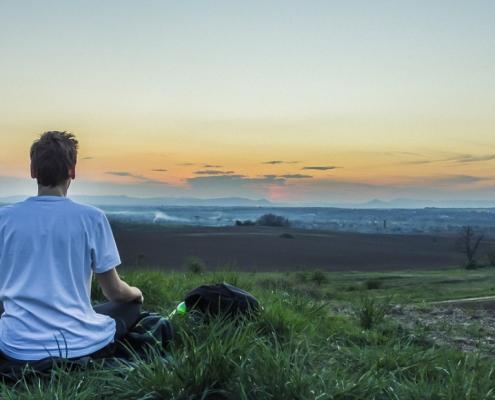 cosa e la meditazione