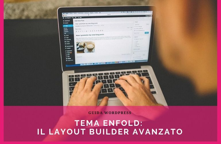 avia layout editor enfold creare layout