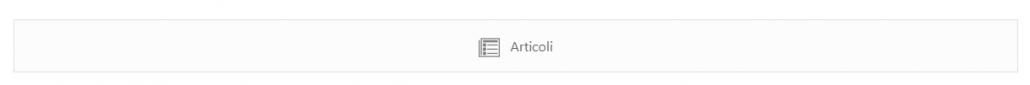 Inserire articoli in una pagina WordPress