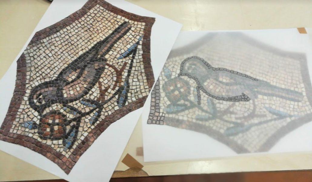 Analisi del mosaico