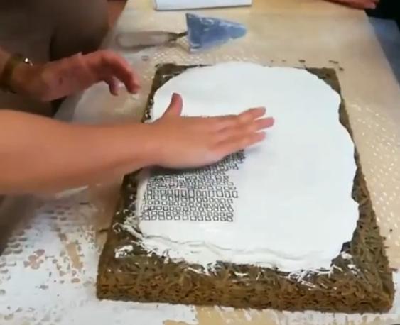 Stampare le tessere del mosaico