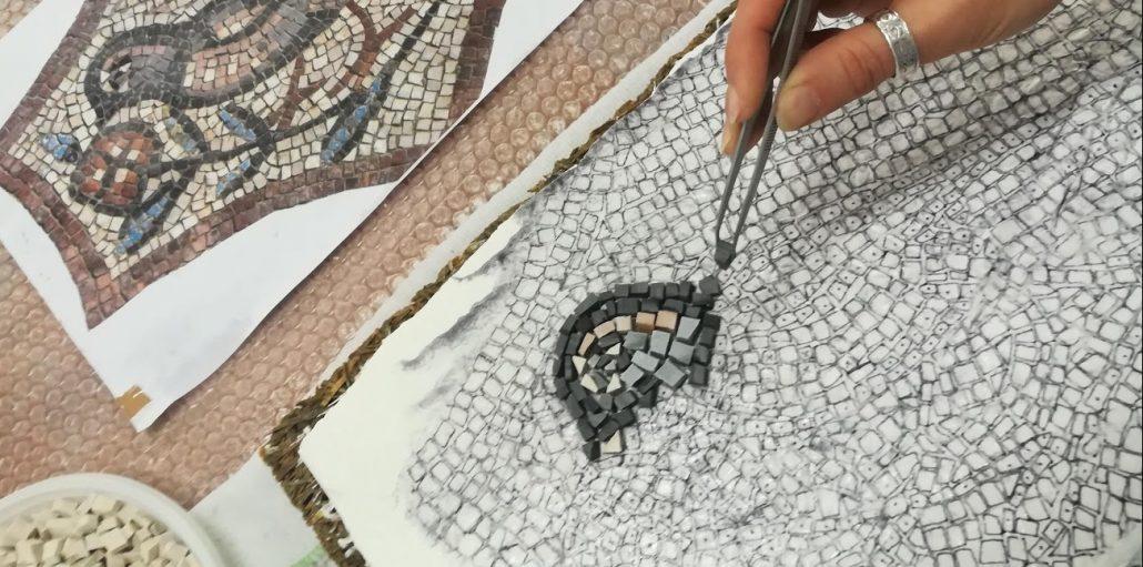 realizzare il mosaico