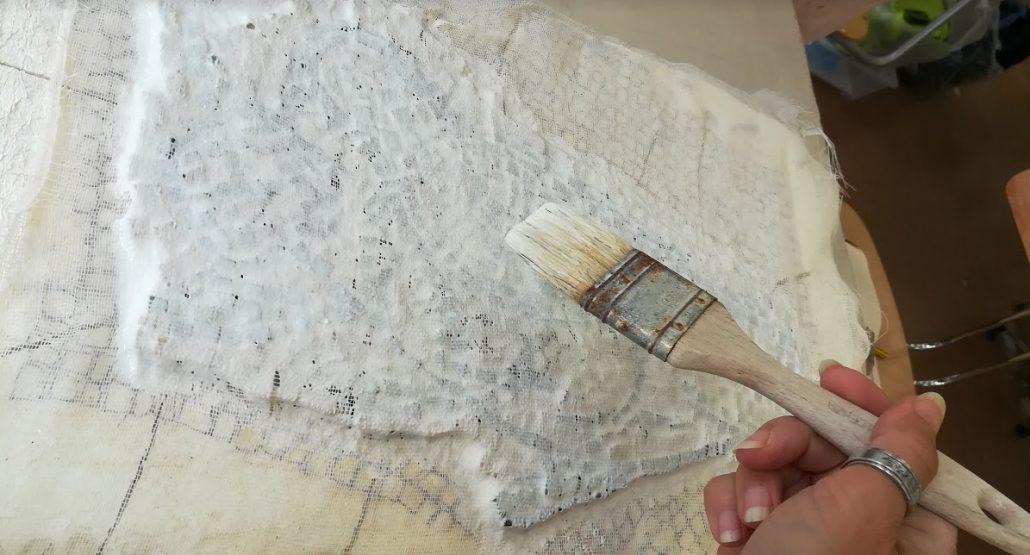 Staccare un mosaico