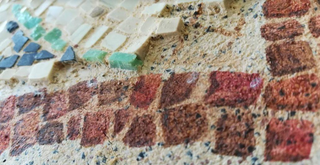 Particolare mosaico
